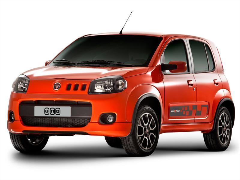 Fiat Uno 5P 1.4 Sporting Seguridad (2012)