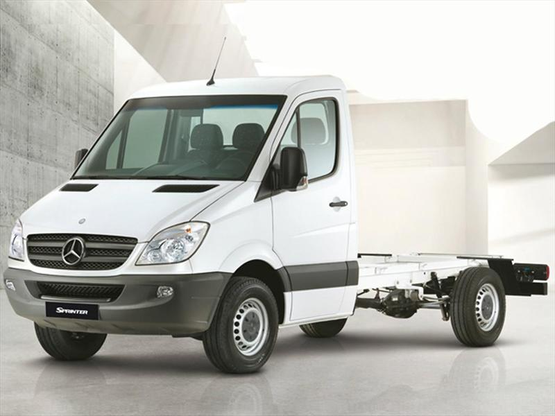 Mercedes benz sprinter chasis 515 4325 2012 for Garage mercedes loison sous lens