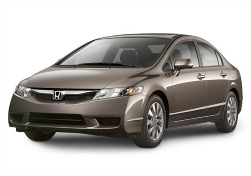 foto Honda Civic EX-L 1.8L
