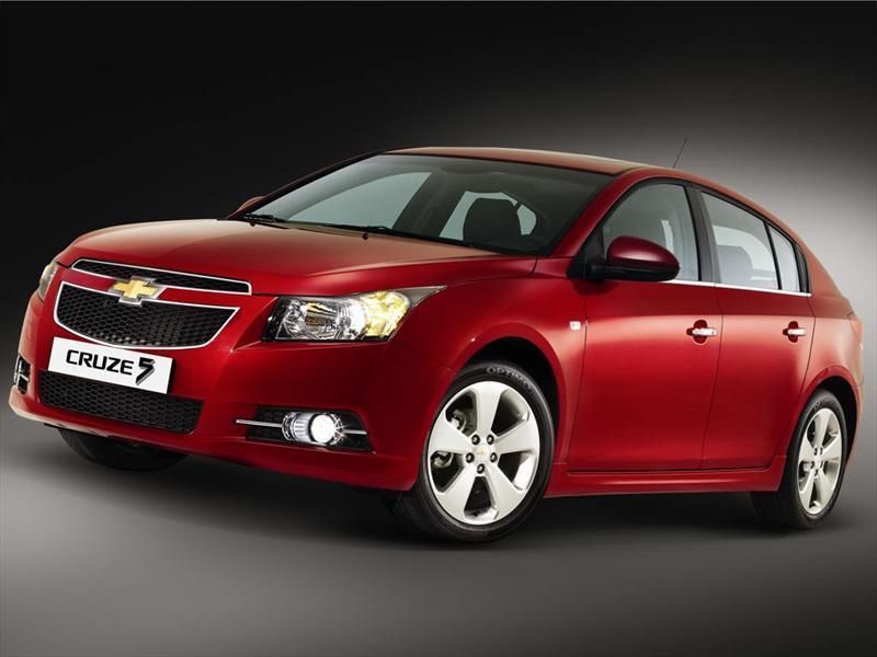foto Oferta compra auto Chevrolet Cruze 5 1.8L LTZ Aut nuevo precio $148.160