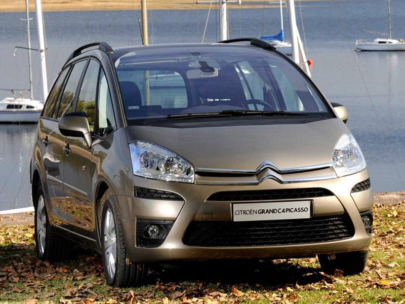 foto Oferta compra auto Citroen C4 Grand Picasso 2.0i BVA nuevo precio $182.200
