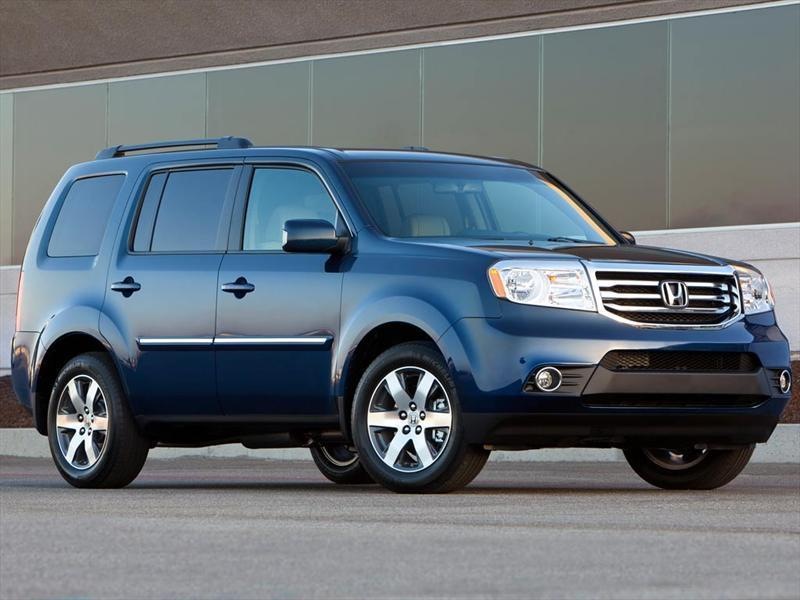 honda pilot touring 2014. Black Bedroom Furniture Sets. Home Design Ideas