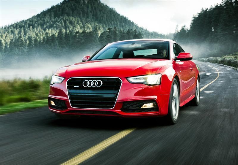 Audi A5 3.0T S-Line Quattro (272Hp) (2015)