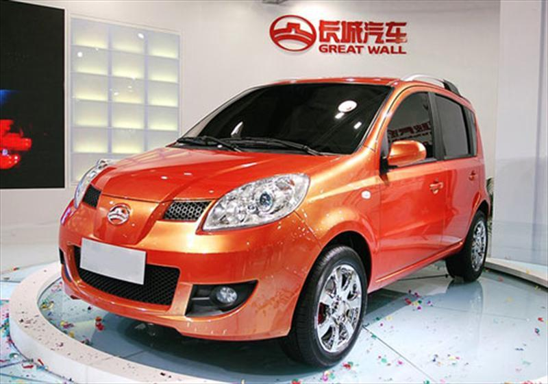 Great Wall GW Peri 1.3L (2012)