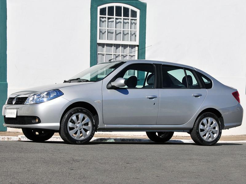 Renault Symbol 1.6L Authentique Pack II (2012)