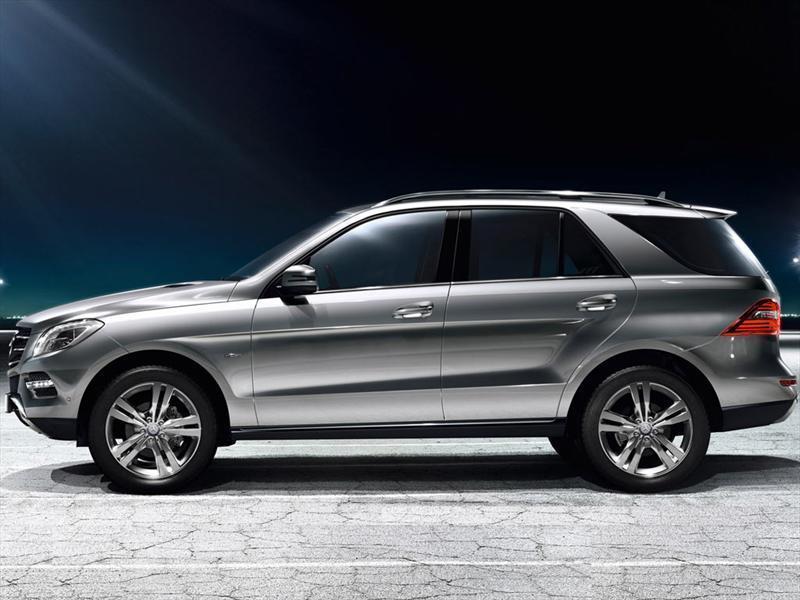 Mercedes benz clase m ml 500 cgi biturbo 2014 for Mercedes benz ml 500
