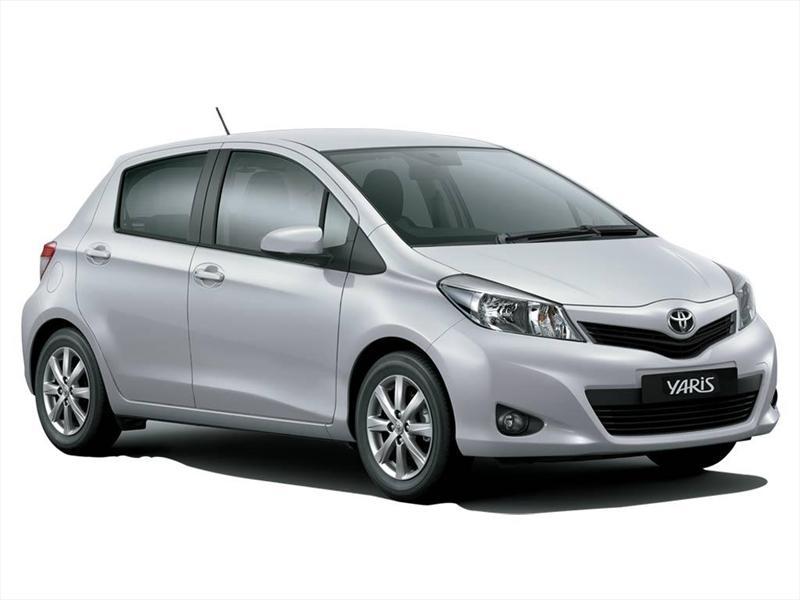 Toyota Yaris 5P 1.5L Premium Aut (2014)