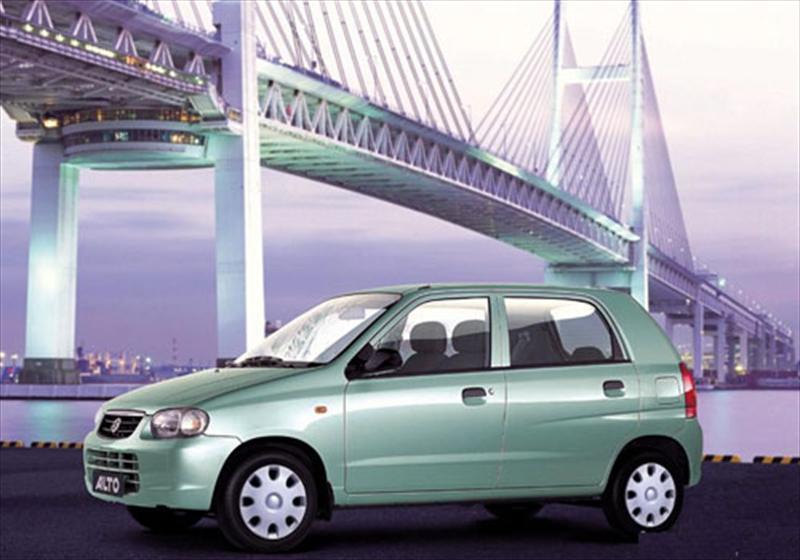 Suzuki Alto 0.8L (2014)