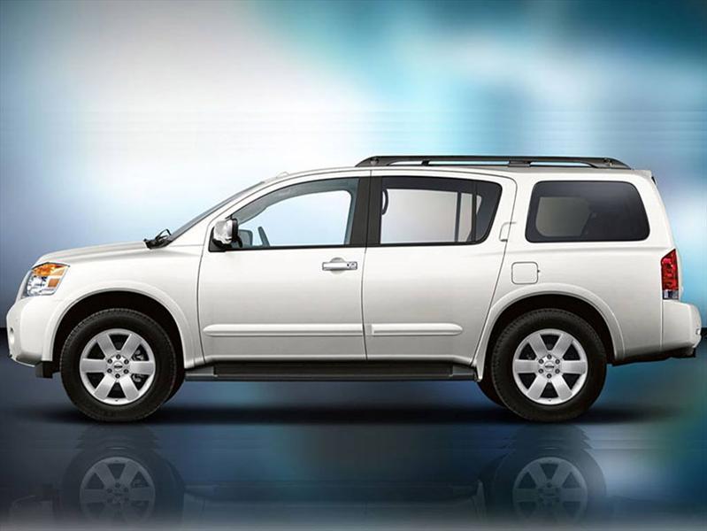 Nissan Armada Exclusive 2015