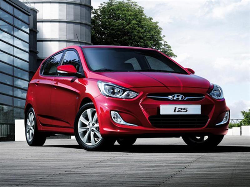 Hyundai I25 1 6 Full 2014