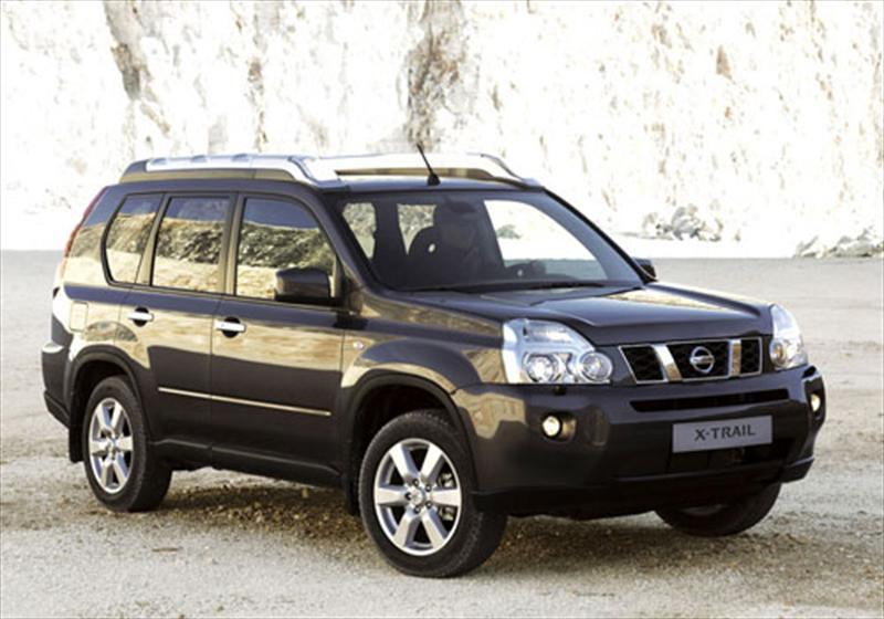 nissan x trail 2 5l 4x2 aut 2015. Black Bedroom Furniture Sets. Home Design Ideas