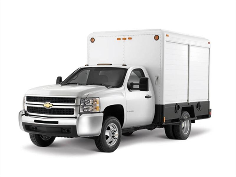 Chevrolet silverado 3500 chasis cabina wt 2015 - Chasis cabina ...
