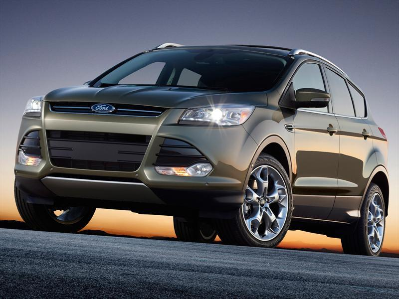 Ford Escape SE Plus (2014)