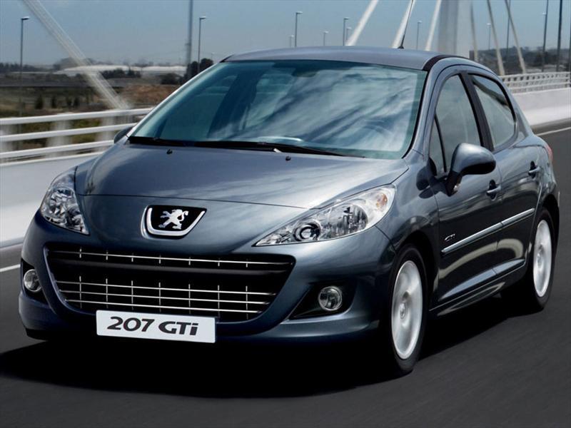 Peugeot 207 GTI 3P (2012)