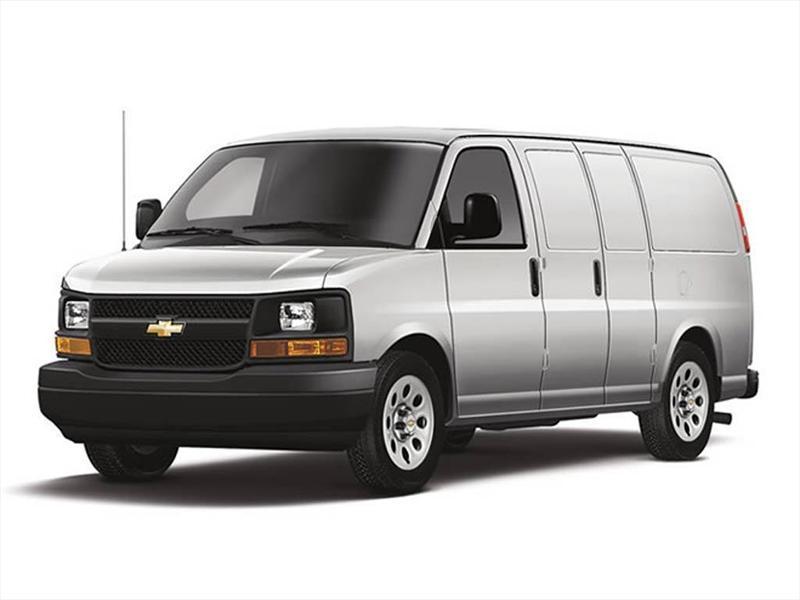 foto Chevrolet Express Cargo Van LS 6.0L