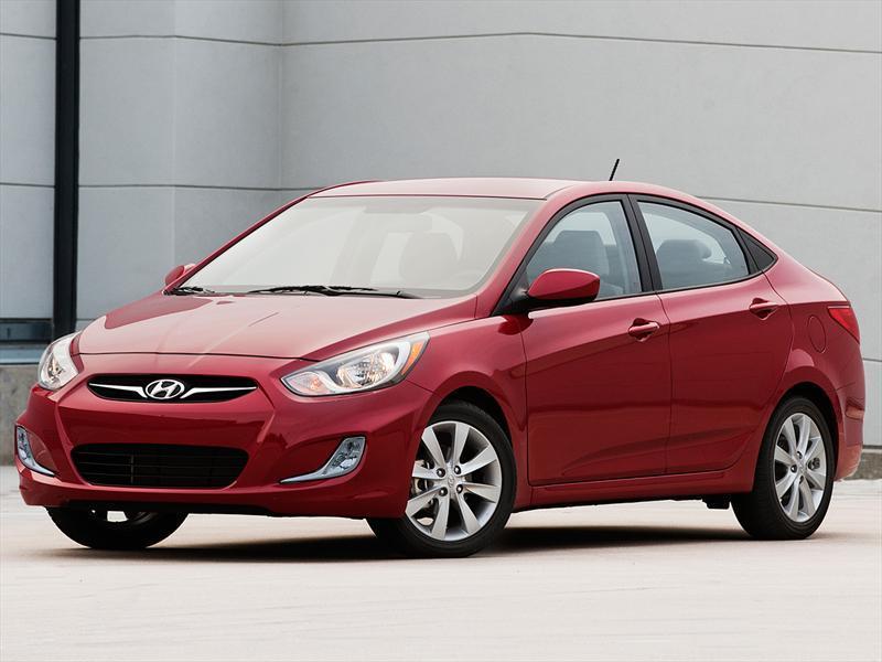 Honda Accord Usados >> Hyundai Accent 1.6 GLS (2014)