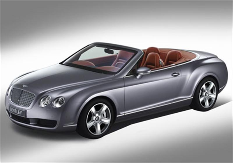Bentley Continental Gt Gtc 2013