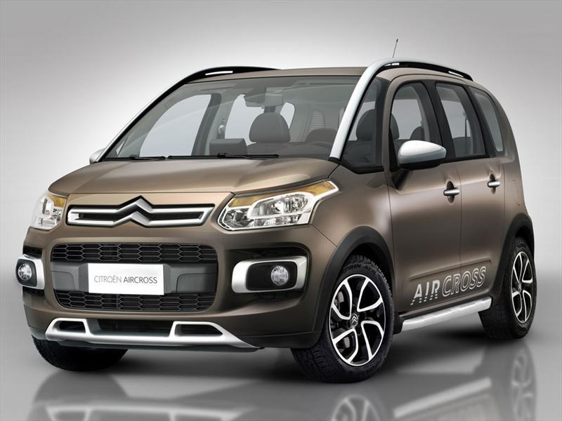 Citroën C3 Aircross 1.6i SX High Tech (2012)