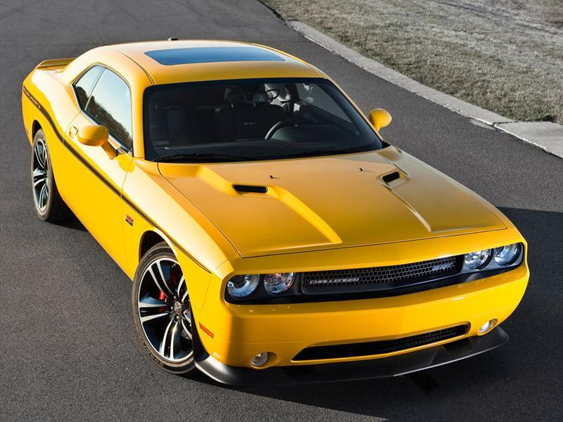 Dodge Challenger Srt 8 2013