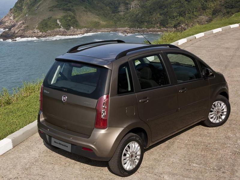 Fiat idea 1 4 attractive 2012 for Fiat idea attractive 2012 precio