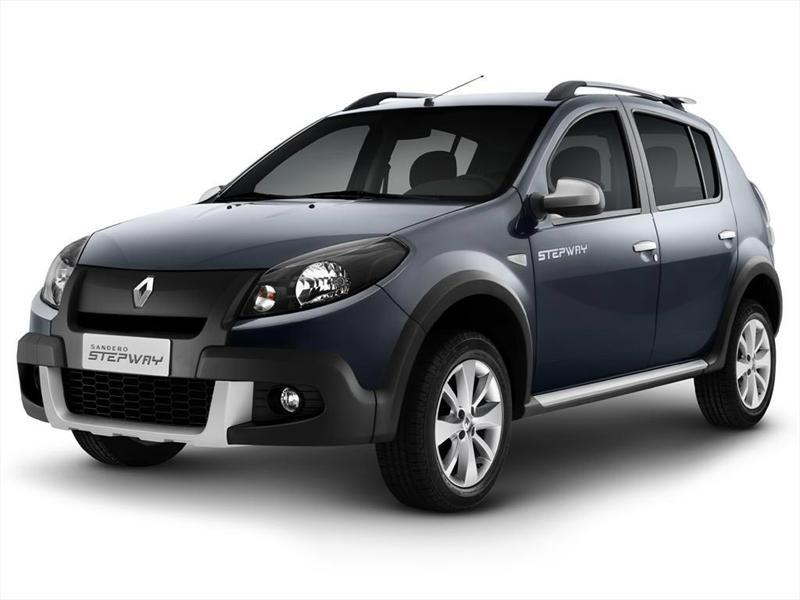 renault sandero stepway 1 6 confort 2012. Black Bedroom Furniture Sets. Home Design Ideas