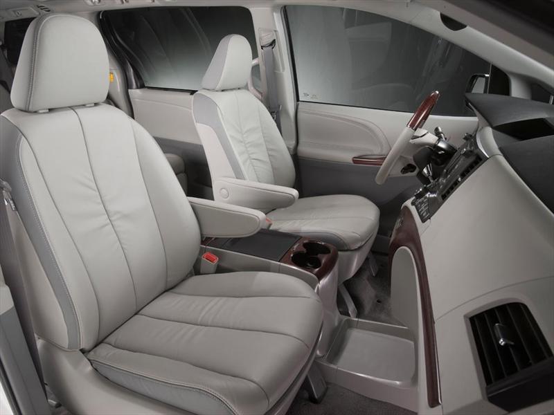Toyota Sienna Xle 3 5l Piel 2018