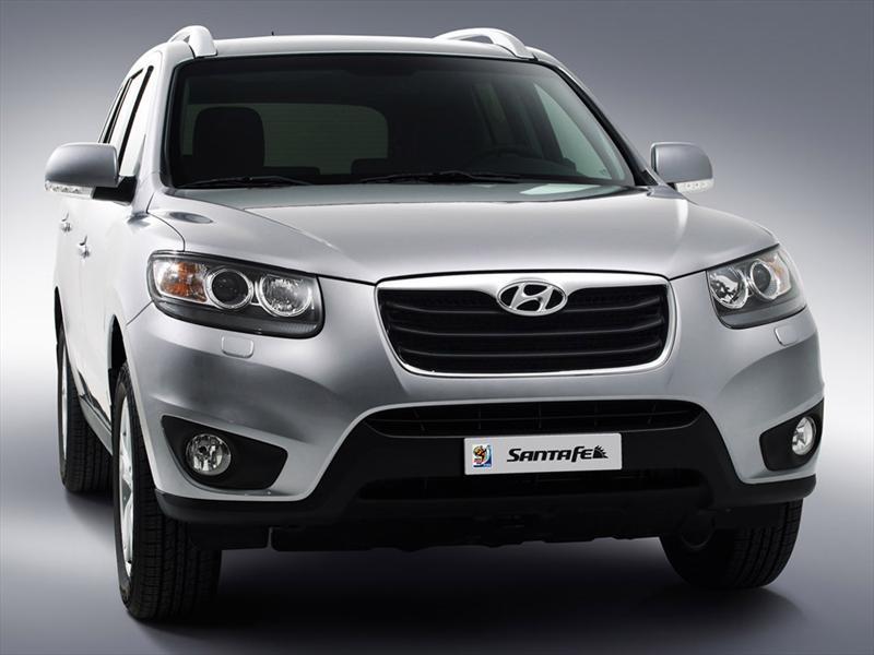 Hyundai Santa Fe 2 2 Gls Crdi 4x4 2013