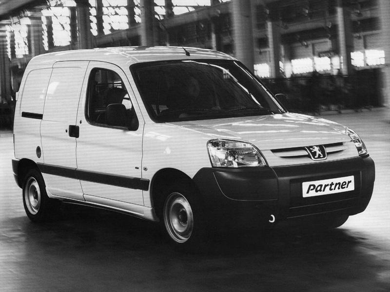 Peugeot Partner Furgón Confort (2013)