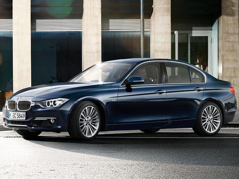 BMW Serie 3 320iA Luxury Line (2014)