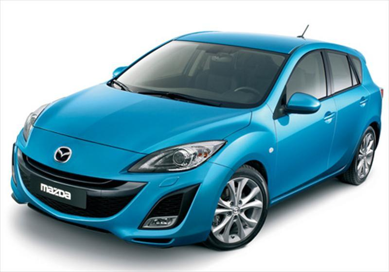 mazda 3 hatchback s aut 2012. Black Bedroom Furniture Sets. Home Design Ideas