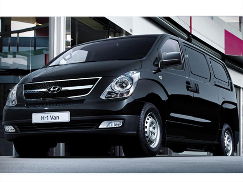 Foto Hyundai H1 Van