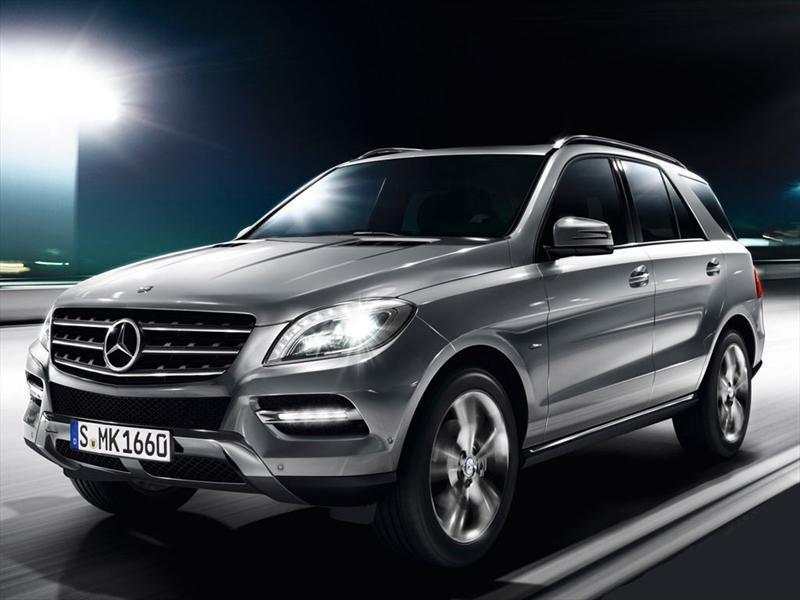 Mercedes benz clase m ml 500 cgi biturbo 2015 for Mercedes benz ml 500