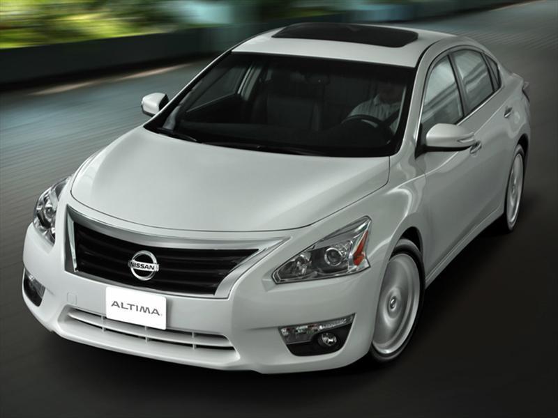 Autos - Nissan - Información Altima