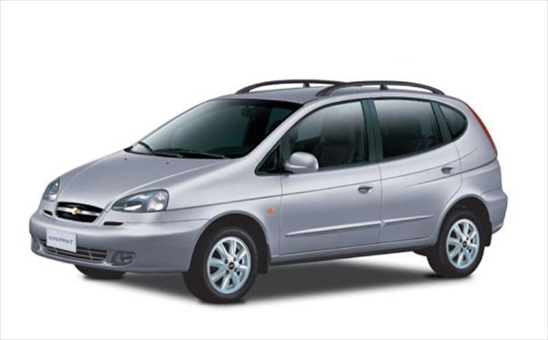 Chevrolet Vivant 1.6L (2012)