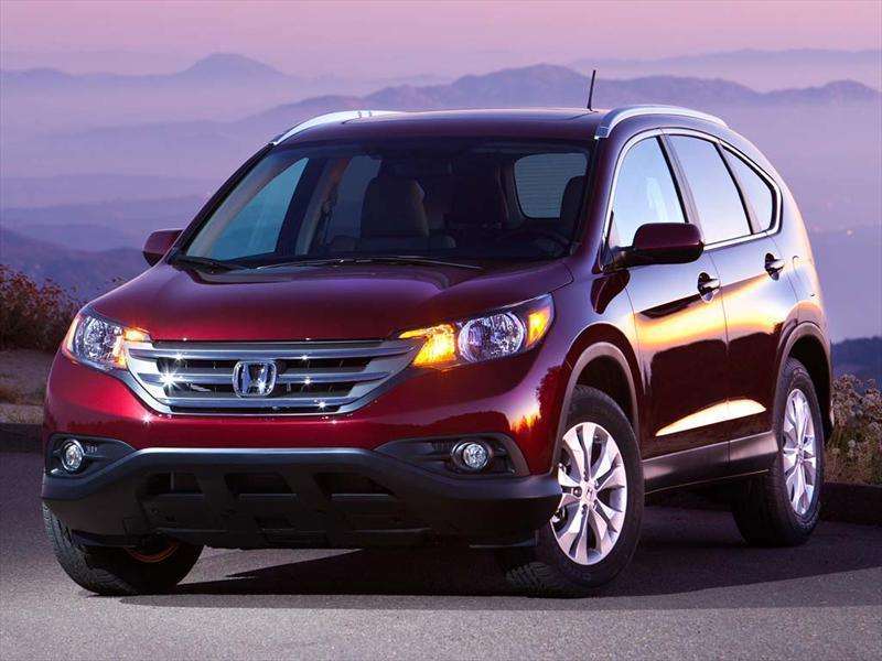 Honda CR-V EXL (2013)