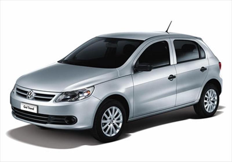 Volkswagen Gol Trendline (2013)