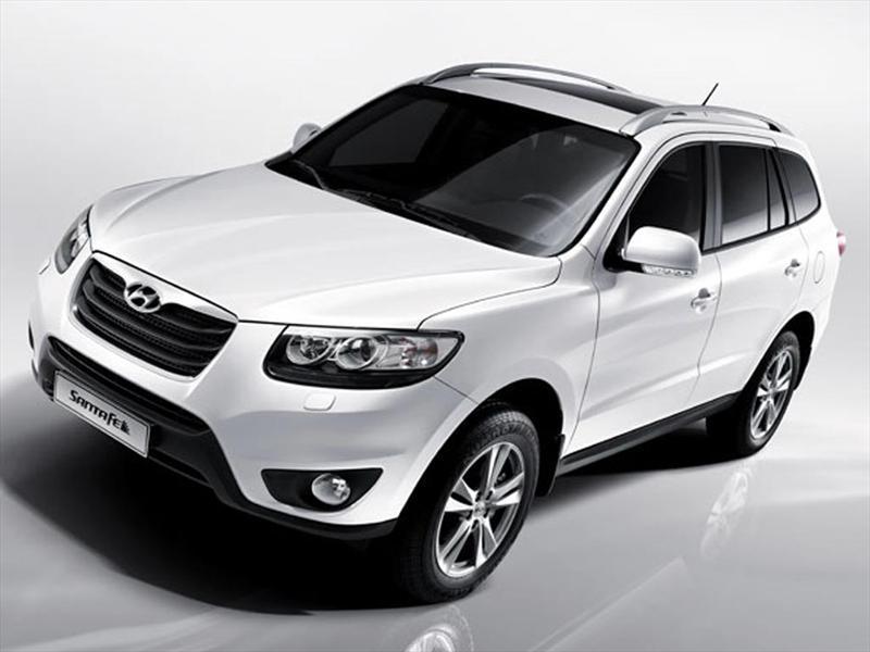 Santa Fe Suv >> Hyundai Santa Fe Theta II 4x4 (2014)