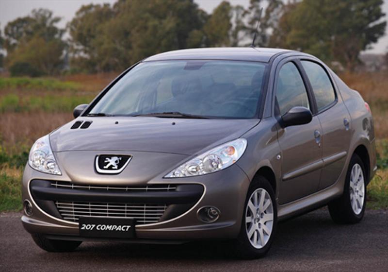 Peugeot 207 Compact Sedán Feline HDi  (2013)