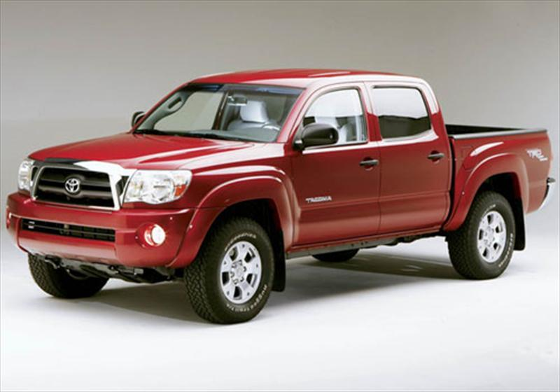 Toyota Tacoma TRD Sport 4x4 (2014)