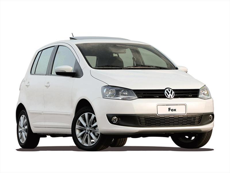 Volkswagen Fox 5P Trendline (2012)
