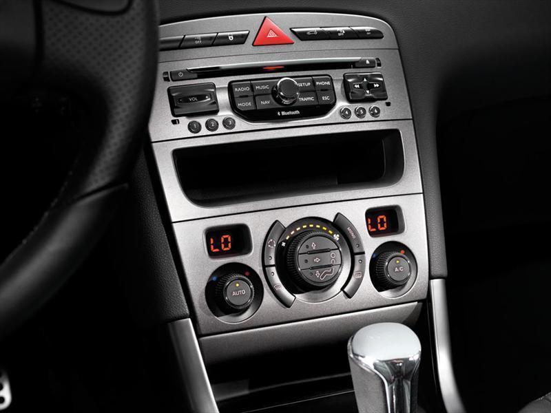 Peugeot 308 Allure  2012