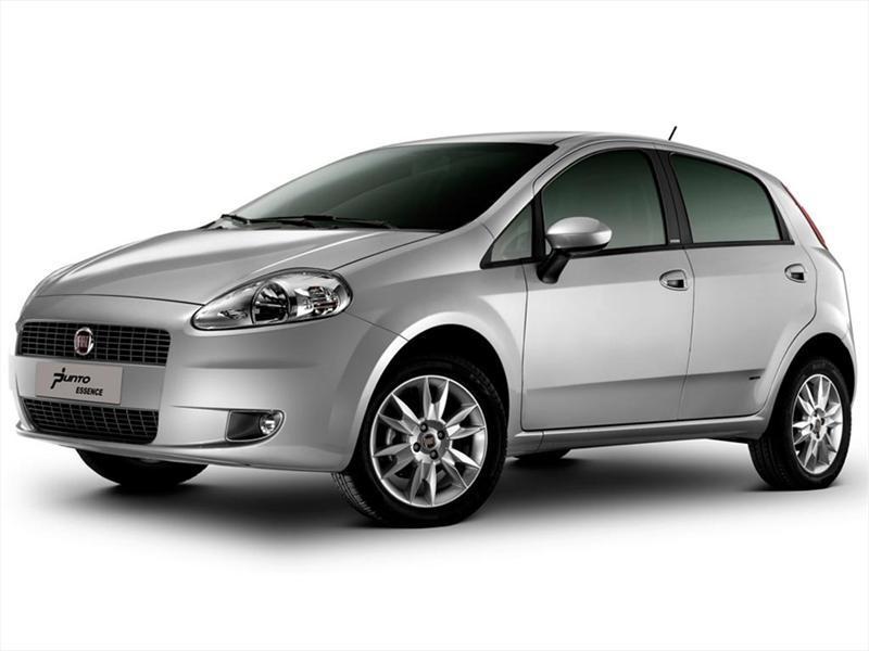 Fiat punto 1 6l essence 2013 for Capacidad baul fiat punto