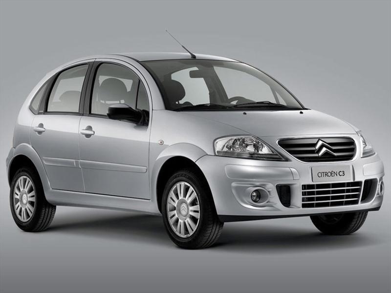 Citroën C3 1.4i SX (2012)