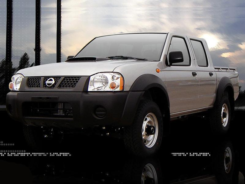 Nissan Frontier Diesel >> Nissan Frontier Doble Cabina TDi 3.0L 4x4 (2013)