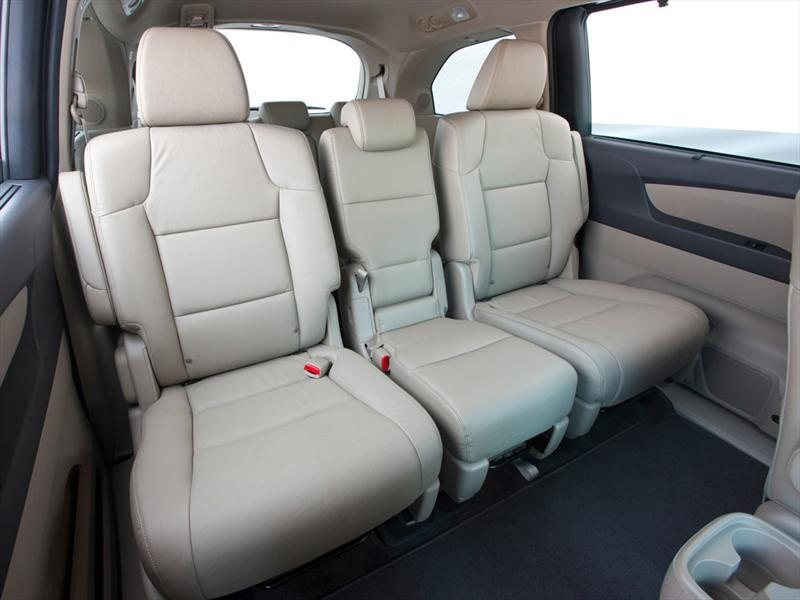 honda odyssey exl 3 5l aut 2014. Black Bedroom Furniture Sets. Home Design Ideas