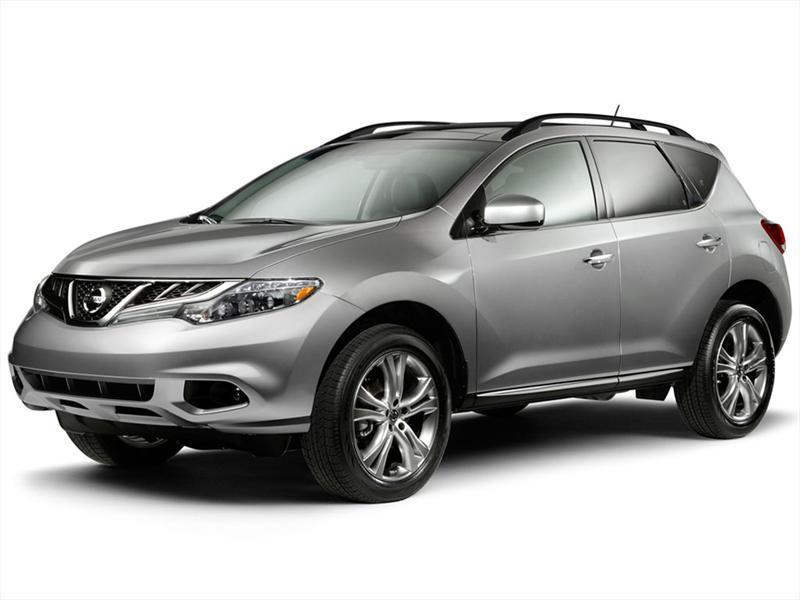 Nissan Murano Exclusive Awd 2013