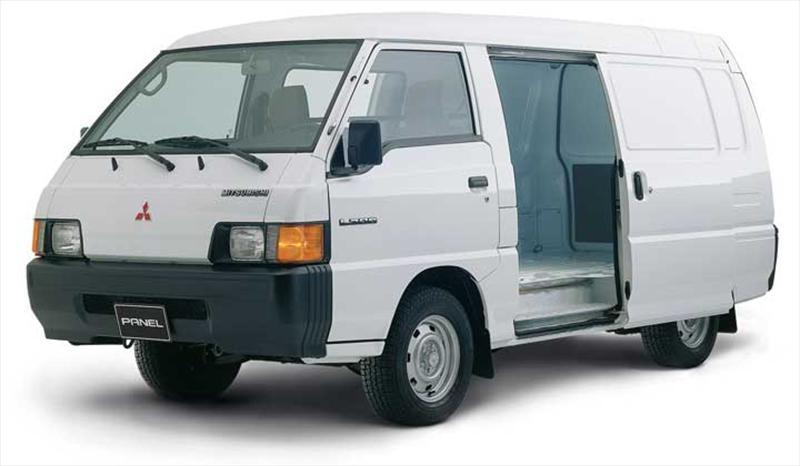 foto Mitsubishi L300 Panel 2.0L Ac