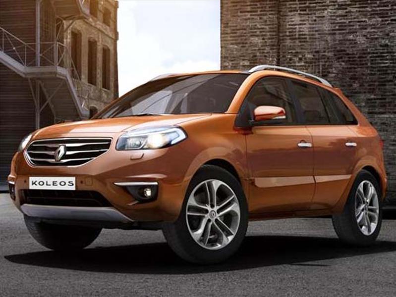 Renault Koleos 4x4 Privilege (2013)