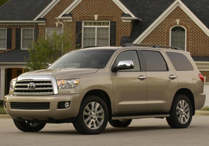 foto Toyota Sequoia Platinum nuevo color A elección precio $1,115,200