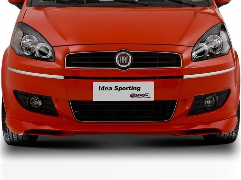 fiat idea 1 6 sporting 2012